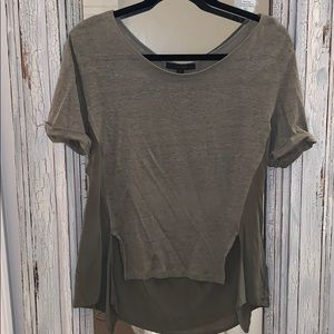 ARYNK Olive green Blouse